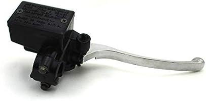 TC-Motor Front Right Brake Master Cylinder For Kawasaki KZ200 KZ400 KZ550 KZ650 KZ700 For Honda CB750 CB500 CX500 FT500 CX650 GL500 650 CB650SC Replace For 45500-463-601