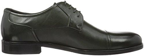 Hugo Tempt_Derb_ctlt 10195370 01, Zapatos de Cordones Derby para Hombre, Negro (Black 1), 42 EU