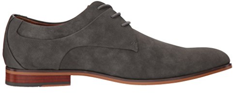 Madden Mens M-dilon Oxford Grijs Suede