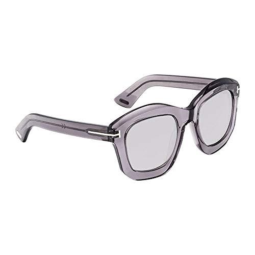 Sunglasses Tom Ford FT 0582 Julia- 02 20C grey/other / smoke ()