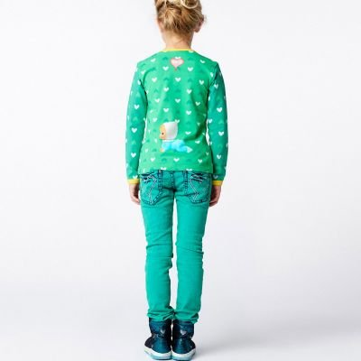 Amazon Mim Pi Green Pants Clothing