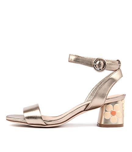 DJANGO Heels Shoes Champagne Womens LEATHER JULIETTE amp; Womens Dressy CHAMPAGNE rwg1pXrq0