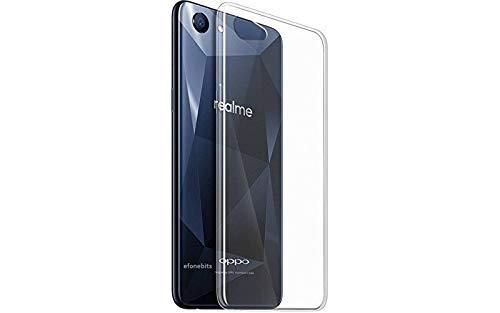 Electica Back Cover for Oppo Realme 1 TPU,Multi Coloured