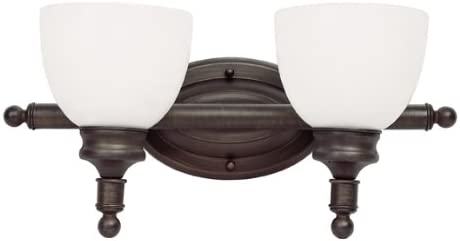Trans Globe Lighting 34142 ROB Indoor Kovacs 18 Vanity Bar, Rubbed Oil Bronze