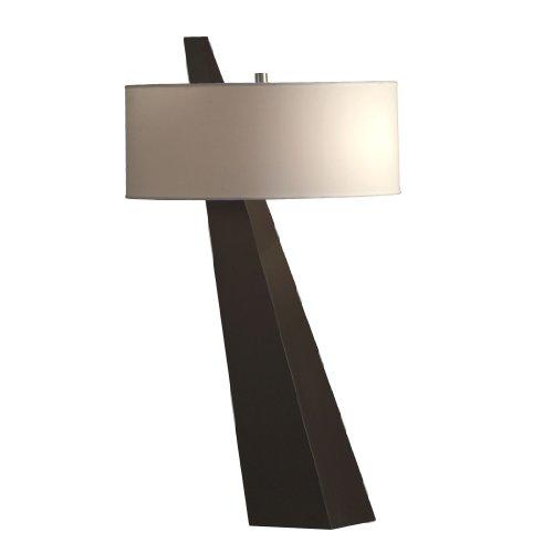 NOVA of California 11889 Obelisk Table Lamp, Large, One Size, Chestnut