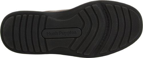 Hush Puppies Gil Herren Braun Breit Slipper Schuhe 42 EUR Neu/Display