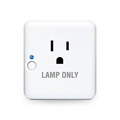 Centralite 3-Series ZigBee Plug-in Lamp Module - Model (Plug In Lamp Module)