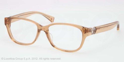 Coach - Monture de lunettes - Femme SAND BEIGE