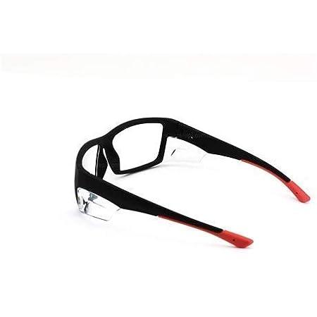84a604d8d1e9e Armação Óculos Proteção Ssrx Ideal Para Aplicação De Lente De Grau  Resistente A Impacto Trabalhos Que Necessitam De Óculos para Graduação   Amazon.com.br  ...