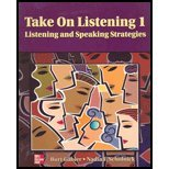 Take on Listening 1, Scholnick, Ellin K., 0072360925