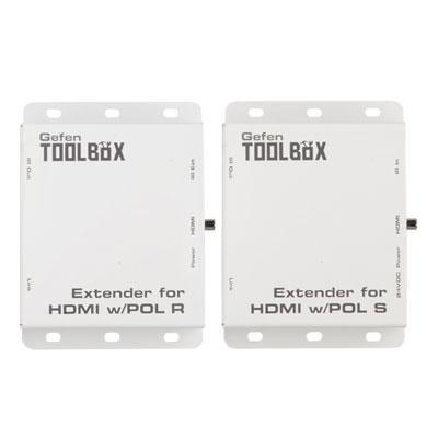 Gefen GTB-HDBT-POL Extender for HDMI with POL (Gefen Network Cable)
