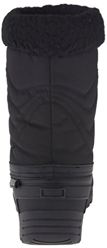 Tundra Womens Dot Winter Boot Nero