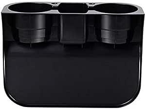 حامل كأس السيارة الأريكة الهاتف المشروبات المحمولة متعددة الوظائف زجاجة طعام جبل مقعد السيارة الفجوة منظم الرفوف