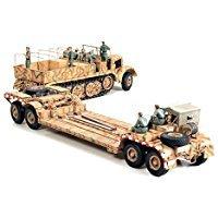 Tamiya German Famo & Tank Transpo