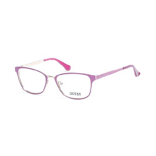 Guess Women's Eyeglasses GU2550 GU/2550 076 Plum