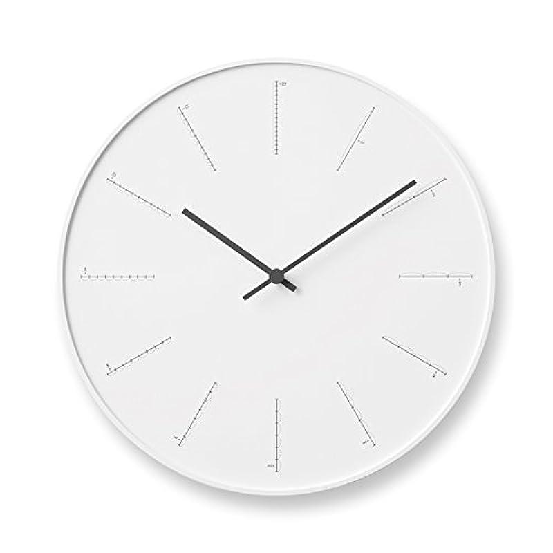 Lemnos 벽시계 아날로그 DIVIDE NL17-01 (3색상)