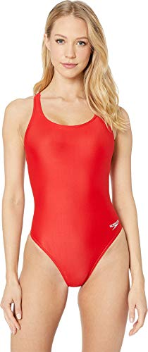 Speedo Women's Pro LT Super Pro Speedo Red - Woman Size 0