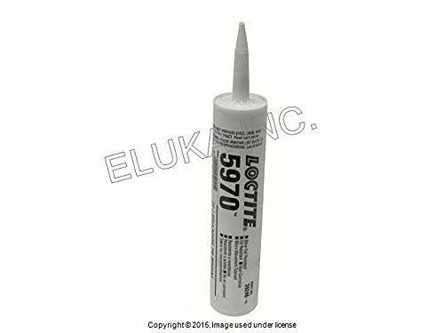 BMW Differential Cover Sealant - Loctite 5970 E31 E32 E34 E36 E38 E39 E46 E52 E5 840Ci 840i 850Ci 850CSi 735i 735iL 740i 740iL 750iL 525i 530i 535i 540i M5 - Differential Bmw