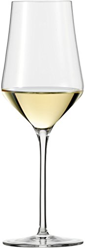 (Eisch Sky All Purpose White Wine Sensis Plus Lead-Free Crystal Wine Glass, Set of 2, 13.4-Ounce)