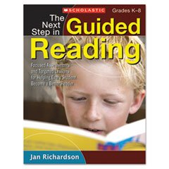 Scholastic 9780545133616 The Next Step in Guided Reading