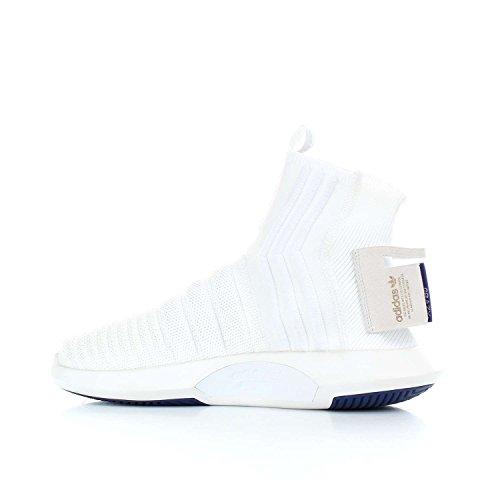 Adidas Crazy 1Adv Sock PK, ASW)–Scarpe da ginnastica, Uomo, Nero, FTWBLA/FTWBLA/PURREA