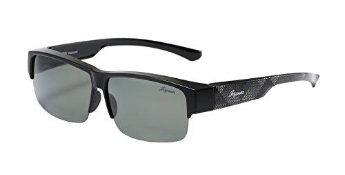 5331beef3d6 Joysun Unisex Polarized LensCovers Sunglasses Wear Over Prescription Glasses  9010L5