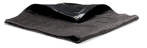 New Pig Driveway Heavy Duty Absorbent Mat for Oil Leaking Vehicles - Protect Driveway and Garage Floor - PM50087 by New Pig Corporation