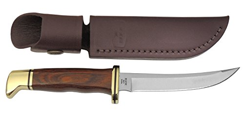バックナイフ BUCK 118BRS パーソナル ココボラ 全長:21.6cm ブレード:420HC B013ZKKFTM