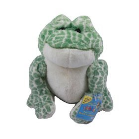 The Spotted Frog - Webkinz Spotted Frog with Trading Cards