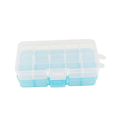 yueton Compartment Adjustable Organizer Container
