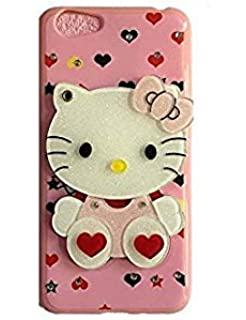 best service 41076 a23a5 Mobiclonics Hello Kitty Back Cover for Vivo V5 Plus: Amazon.in ...