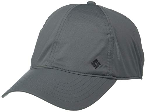 (Columbia Unisex Coolhead Ii Ball Cap, Grill, One)