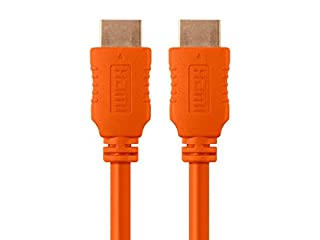 Monoprice 6ft 28AWG High Speed HDMI Cable w/Ferrite Cores - Orange (B002K8S3TU) | Amazon price tracker / tracking, Amazon price history charts, Amazon price watches, Amazon price drop alerts