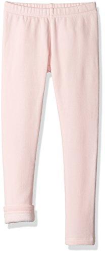 Gymboree Toddler Girls' Printed Ankle-Length Cozy Legging, Pink Panache, L