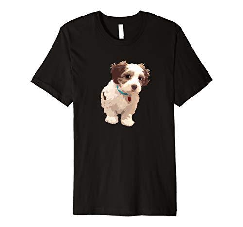 Cute Puppy T-Shirt - Cavachon
