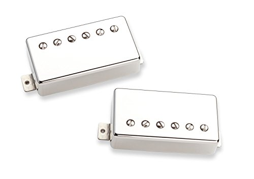(Seymour Duncan Pearly Gates Set Nickel Electric Guitar Electronics)