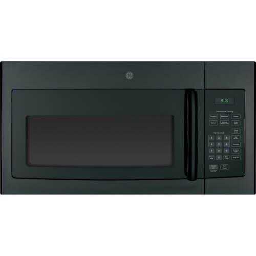 GE JVM3160DFBB Range Microwave Capacity