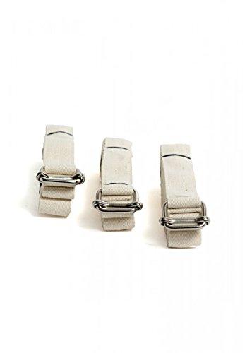 grace-impex Iyengar Yoga Belt Set of 3 (India Shipping ...