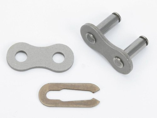D.I.D Clip Connecting Link for 428 STD Standard Series Non O-Ring Chain - Natural 428STD-RJ