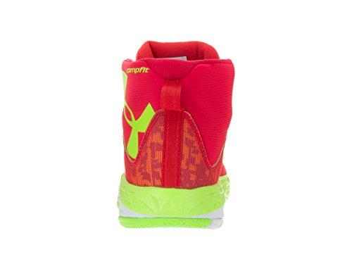 Under Armour Men's Fire Shot Basketball Shoe Rtr/Stl/Fug IH5JRXXi