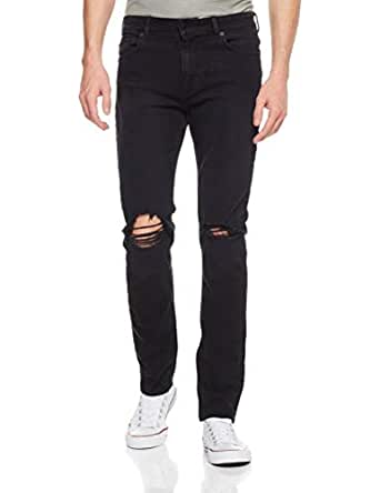 Riders by Lee Men's R2 Slim and Narrow, Riot Black, R-28