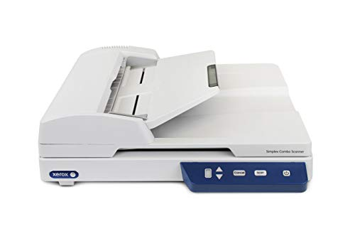 Buy Xerox XS-Combo Simplex Combo Scanner, 25 PPM Adf and Flatbed