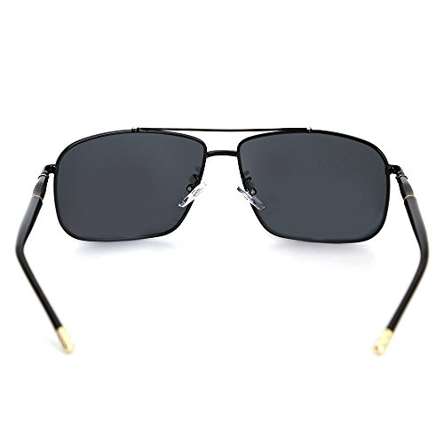 Black Natwve With Gold soleil amp;Co M Lunettes 娜蔻;; Homme de 0ZqP0w