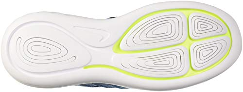 bianco Lunarglide Running Nike da 9 Blu Uomo Scarpe vBxT0qw