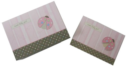 Nojo Lady Bug Lullaby Boxed Set Of 10 Note Cards