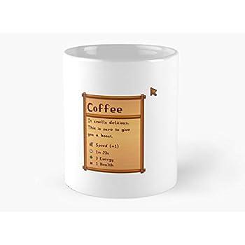 Amazoncom Stardew Valley Coffee Mug Rivermall Kitchen
