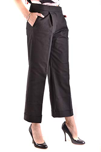 Algodon Moschino Jeans Negro Boutique Mcbi31717 Mujer B4Zwwq1Y