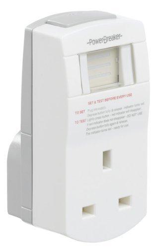 Greenbrook PowerBreaker J02-C Safety RCD Adaptor JO2