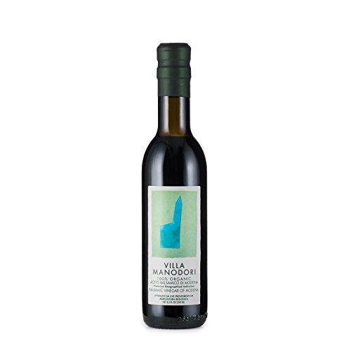 Villa Manodori Organic Balsamic Vinegar, 8.8-Ounce Bottle 31L2qa4RjzL