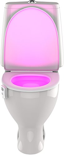 Toilet Motion Activated Colorful Nightlight